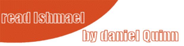 Read ishmael organization logo - daniel quinn