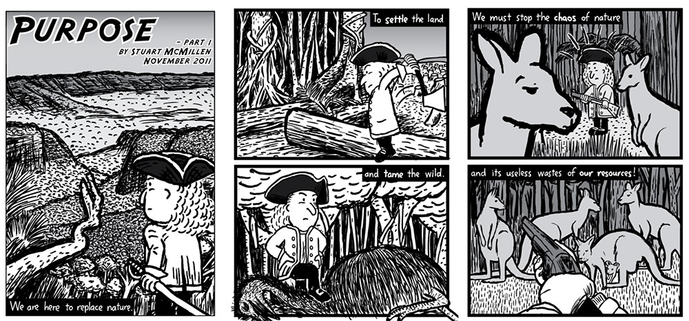 stuart-mcmillen-cartoonist-ishmael-daniel-quinn
